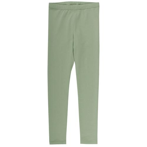 Müsli Leggings `Cozy me Pale moss` (bio)