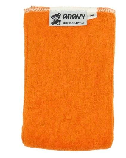 Anavy Prefolds Einlagen orange