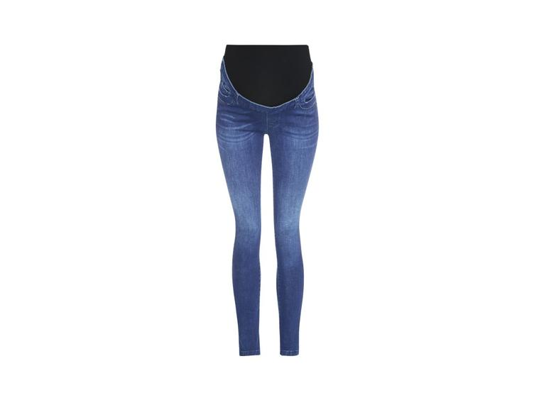 bellybutton Umstandsjeans slim, LEA blue denim