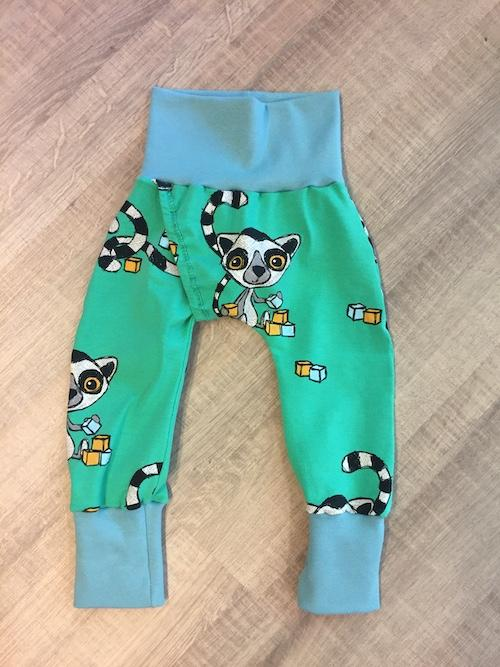 Splitpants Windelfrei-Hose, Lemur