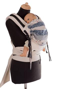 BabyRoo Huckepack HB medium `Nature Maritim`