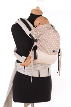 BabyRoo Huckepack HB medium `Stars Nature`