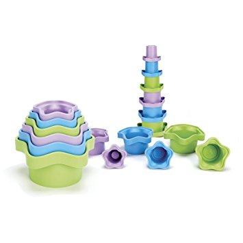 Green Toys Stapel Becher