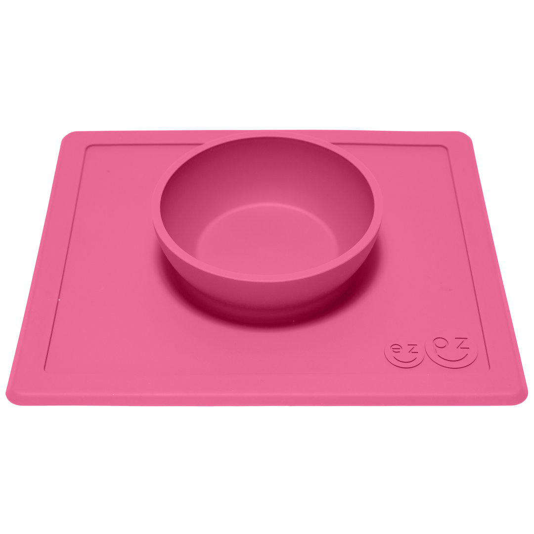 Happy Bowl pink - 0