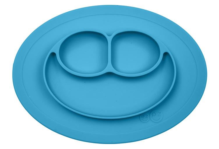 Happy Mat mini blau