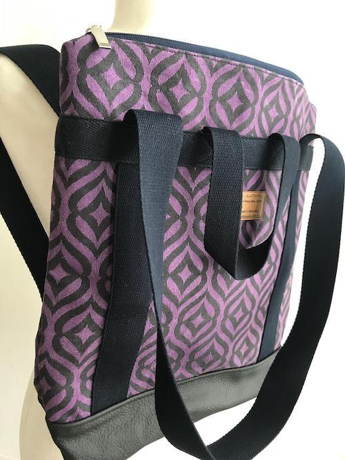Lamafe Backbag `Heidi`