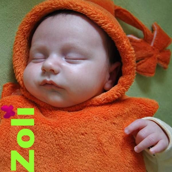 Zoli Babyhoods Newborn, orange