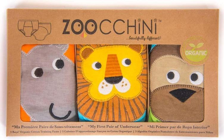 Zoochini Trainings-Unterhose, Safari